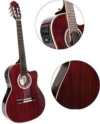 Ortega RCE-144 STR Konzertgitarre