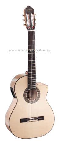 Ortega RCE-260 Konzertgitarre inkl. Gigbag