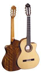 Ortega RCE-280T Konzertgitarre