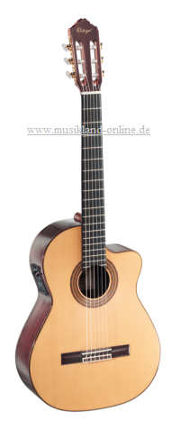 Ortega RCE-400 ST Konzertgitarre
