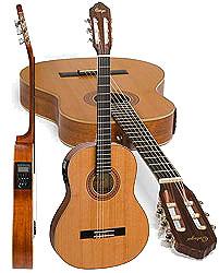 Ortega RE-135 SN Konzertgitarre