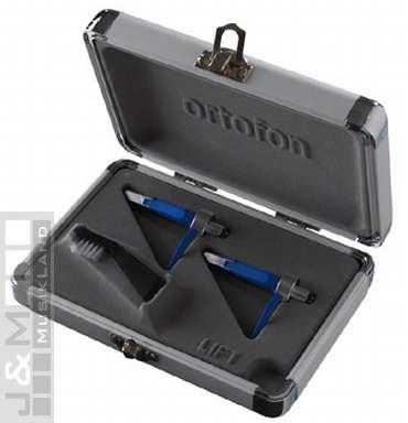 DJ-S Concorde Twin Pack 2 Systeme+Case