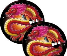 Ortofon Slipmat Chinese Dragon
