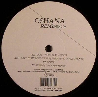 Oshana Reminisce