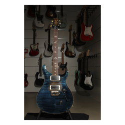 PRS Custom 24 Whale Blue E-Gitarre