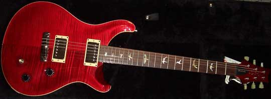 PRS Mc Carty Black Cherry Chrome HW