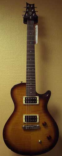 PRS SE Single Cut Stoptail TSB