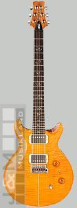PRS Santana MD S44TBCC03SASY Santana Yellow