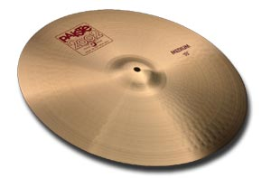 Paiste 2002 Crash Medium 18""