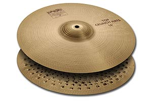 Paiste 2002 Hi-Hat Crunch 14""
