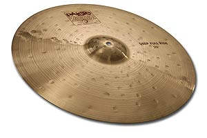 Paiste 2002 Ride Deep Full 22""