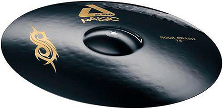 Paiste Alpha Black Rock Crash 17""