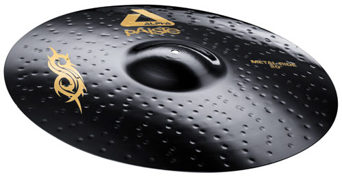 Paiste Alpha Black Metal Ride 20""