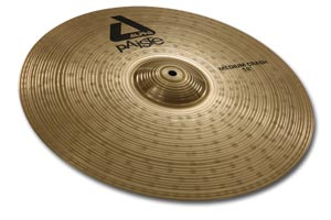 Paiste Alpha Crash medium 18""