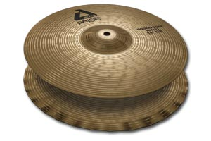 Paiste Alpha Sound Edge Hi-Hat 14""