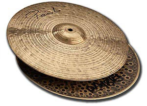 Paiste New Signature Hi-Hat Dark Energy MK I 14""
