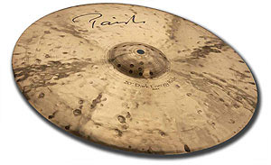 Paiste New Signature Ride Dark Energy MK II 21""