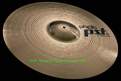 "Paiste PST-5 Ride Groove 21"""