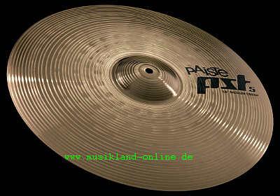 Paiste PST-5 Crash Medium Thin 16""