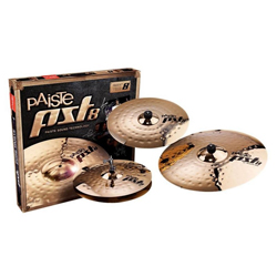 Paiste PST 8 Rock Becken Set