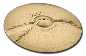 Paiste Signature Line Ride Silver Mellow 21""