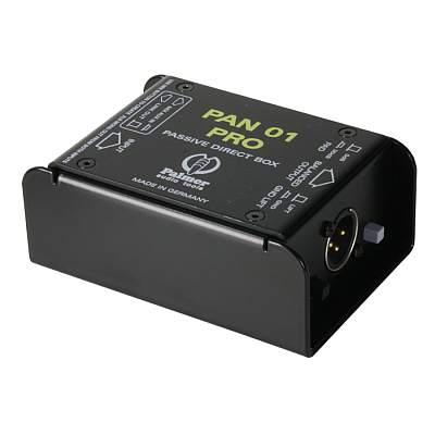 Palmer PAN-01PRO DI-Box passiv