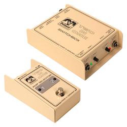Palmer PTINO Umschaltsystem 2 Gitarrenverstärker auf 1 Box