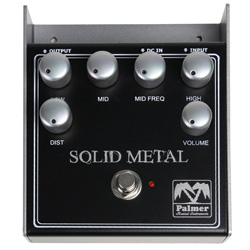 Palmer Solid Metal Distortion