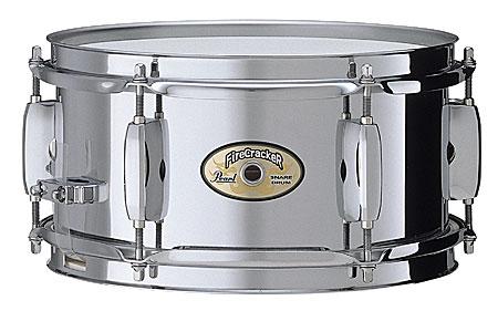 Pearl 10x5'' Steel Snare Firecracker