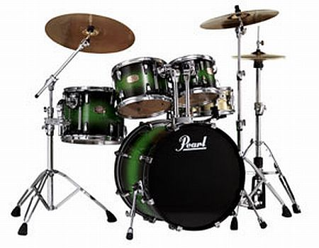 Pearl Session Custom SMX-904P Shellset