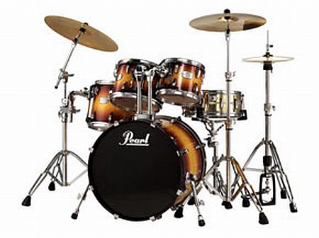 Pearl Session Custom SMX-924HP Shellset