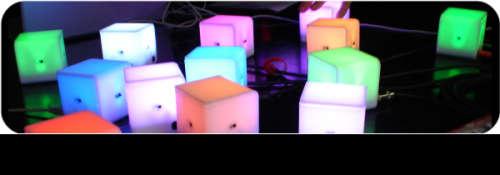 Percussa Audio Cube 2er Set