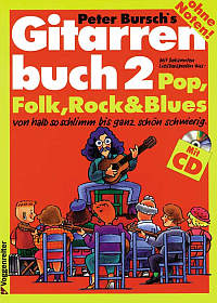 Peter Bursch - Gitarrenbuch Band 2