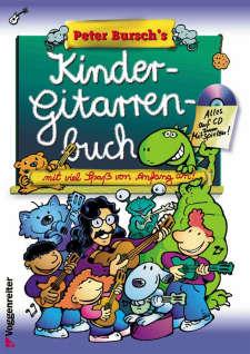 Peter Bursch - Kinder Gitarrenbuch