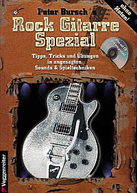 Peter Bursch - Rock Gitarre Spezial mit CD
