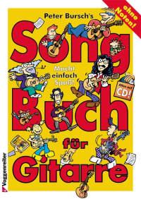 Peter Bursch - Songbuch für Gitarre Bd. 1