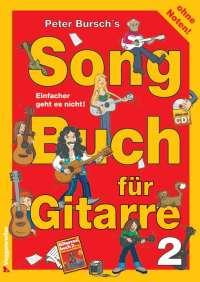 Peter Bursch - Songbuch für Gitarre Bd. 2