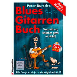 Peter Bursch Blues-Gitarrenbuch