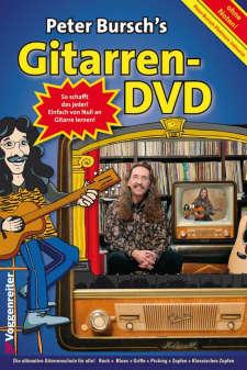 Peter Bursch's Gitarren-DVD