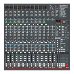 "Phonic AM844DUSB 19"" Rackmixer"