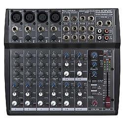Phonic MU1202X Kompaktmixer