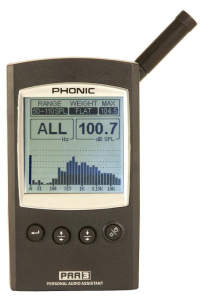 Phonic PAA-3 Spectrum Analyzer