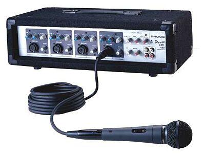 Phonic Powerpod 408 Powermixer
