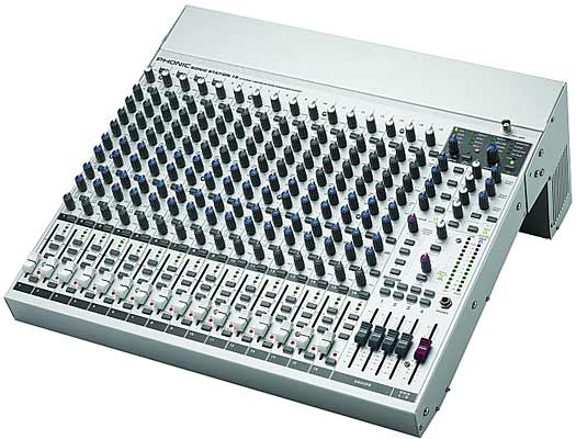 Phonic Rackmixer SONIC STATION 16