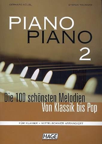 Piano Piano Band 2 mittelschwer