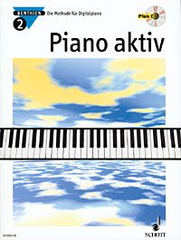 Piano aktiv, Band 2 mit CD