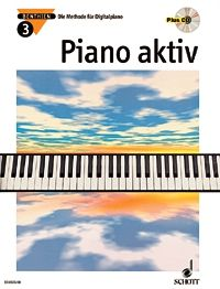 Piano aktiv, Band 3 mit CD