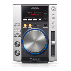Pioneer CDJ-200S CD-Player