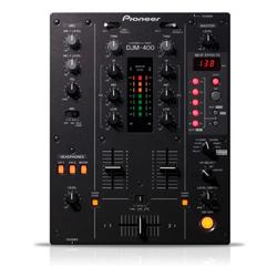 Pioneer DJM-400 DJ-Mixer black