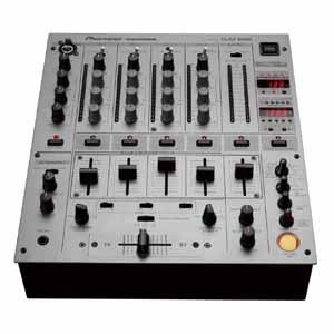 Pioneer DJM-600 silver DJ Mixer